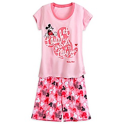 Mickey Mouse Sleep Set for Women