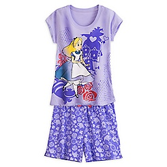 Alice in Wonderland Sleep Set for Women