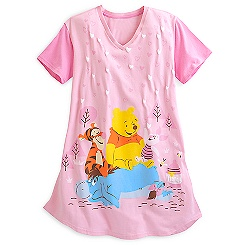 Winnie the Pooh and Friends Nightshirt for Women