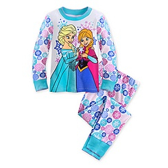 Anna and Elsa PJ PALS for Girls