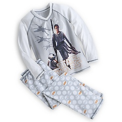 Rey Sleep Set for Girls - Star Wars: The Force Awakens