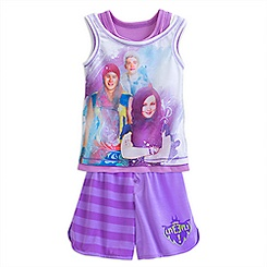 Descendants Short Sleep Set for Girls