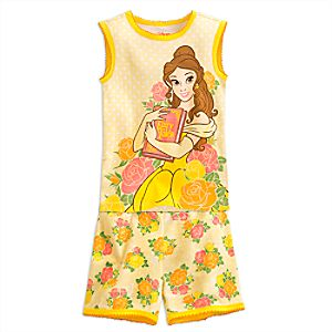 Belle PJ PALS Short Set for Girls