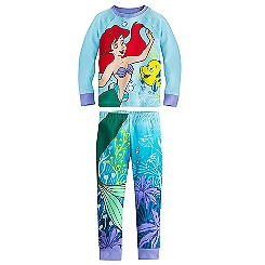 Ariel and Flounder PJ PALS for Girls