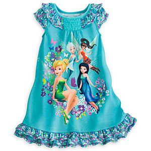 Disney Fairies Nightshirt for Girls