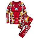 Iron Man Costume PJ PALS for Boys - Captain America: Civil War