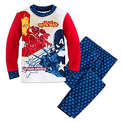 Marvel's Captain America: Civil War PJ PALS for Boys