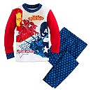 Marvel's Captain America: Civil War PJ PALS for Boys