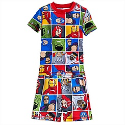Marvel's Avengers PJ PALS Short Set for Boys