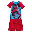 Spider-Man PJ PALS Short Set for Boys
