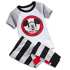 Mickey Mouse Club Pajama Set for Boys