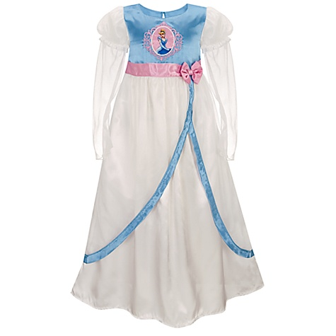 990aabccd2 2011 Cinderella Deluxe Princess Night Gown 2 3 4 5 6 7 8 10 NWT on ...