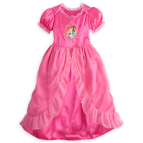 Disney princess nightgown for girls nightgowns disney store