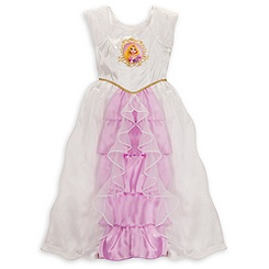 Rapunzel Wedding Nightgown for Girls