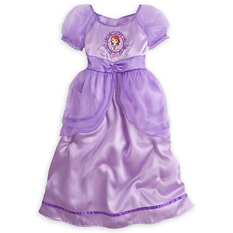 Sofia the First Nightgown for Girls | Sleepwear | On Sale | Disney