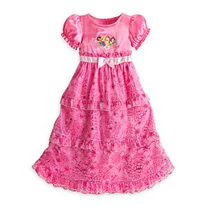Disney Princess Nightgown for Girls