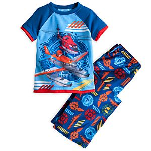 Planes: Fire & Rescue Sleep Set for Boys