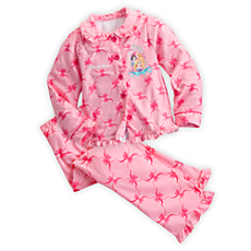 Distoy Disney Princess Pajama Set for Girls - Holiday - Personalizable, new at Sears.com