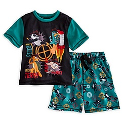 Perry Pajamas Sleep Set for Boys