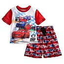 Cars Pajamas Sleep Set for Boys