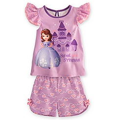 Sofia Short PJ Pal for Girls