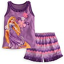 Rapunzel Pajamas Sleep Set for Girls