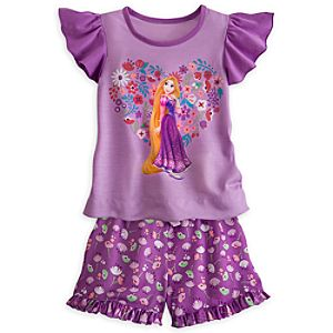 Rapunzel Sleep Set for Girls
