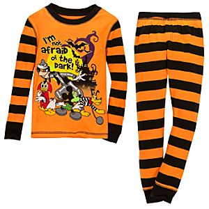 Halloween Mickey Mouse and Friends PJ Pal for Boys