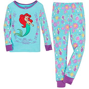 The Little Mermaid Ariel PJ Pal