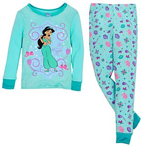Princess Jasmine PJ Pal
