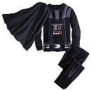 Darth Vader Costume PJ PALS for Boys