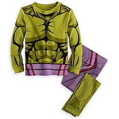 Hulk Costume PJ PALS for Boys - Marvel's Avengers: Age of Ultron