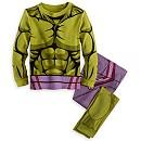 Hulk Costume PJ PALS for Boys - Marvel's Avengers: Age of Ultron