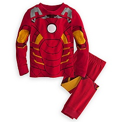 Iron Man Deluxe PJ Pal for Boys