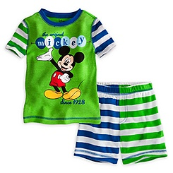 Mickey Mouse PJ Pal for Boys