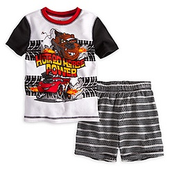 Lightning McQueen and Mater PJ Pal for Boys