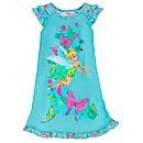 Butterfly Tinker Bell Nightshirt for Girls