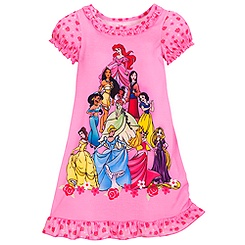 Pyramid Disney Princess Nightshirt for Girls