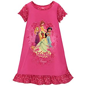Fairy Tale Magic Disney Princess Nightshirt for Girls