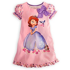 Sofia Nightshirt for Girls