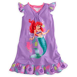 Ariel Nightshirt for Girls