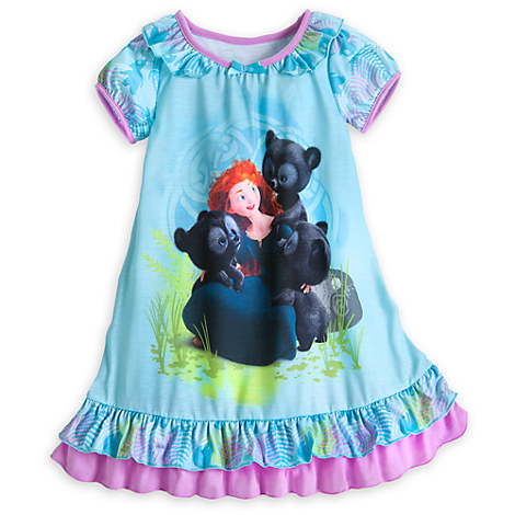 http://www.disneystore.com/merida-and-cubs-nightshirt-for-girls/mp/1355637/1000306/