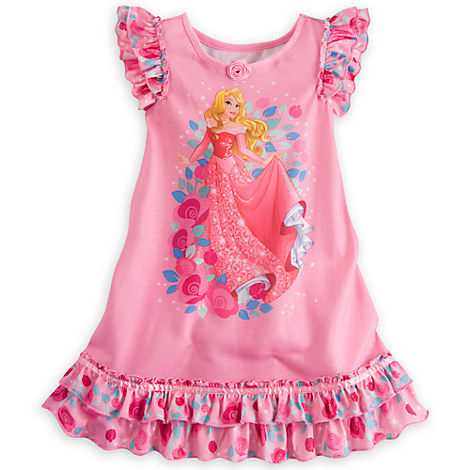 Aurora Nightshirt for Girls