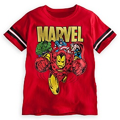 The Avengers Tee for Boys by Mighty Fine