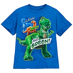 Toy Story Rex Tee for Boys