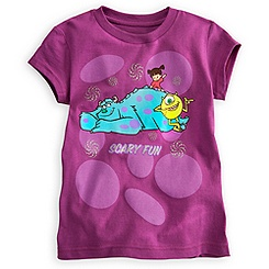Monsters, Inc. Tee for Girls
