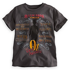 Oz The Great and Powerful Tee for Boys