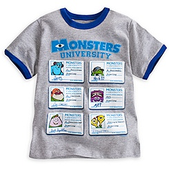 Monsters University Tee for Boys