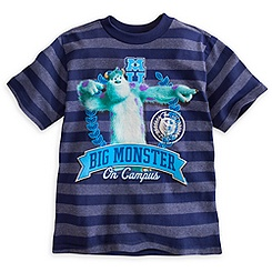 Sulley Tee for Boys - Monsters University