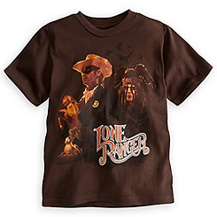 The Lone Ranger and Tonto Tee for Boys